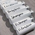250ML Luxury White Pump Bottle – DYO