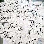 Personalised Vinyl Labels – Pack of 10