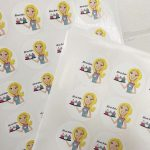 Personalised Branded Stickers