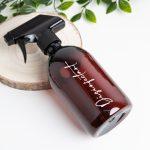 Amber Personalised Spray Bottle 500ml