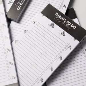 LTL 'Things To Do' List Notepad