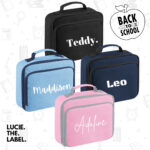 Personalised Cooling Lunch Bag